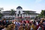Gedung Sate di Bandung mulai dibuka untuk umum pada Sabtu