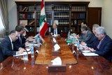 Presiden Lebanon serukan keadaan darurat selama  dua minggu