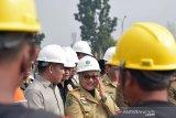 Menaker menyoroti kecelakaan kerja di proyek tol Pekanbaru-Dumai