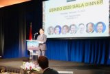 Menkominfo Johnny Plate paparkan proyeksi ekonomi digital Indonesia di Washington
