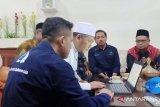 Bupati Lombok Utara mengawali pelaksanaan SP 2020