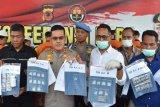 Polres Cirebon Kota ringkus tujuh pengedar sabu-sabu