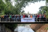 ACT DIY berpartisipasi merampungkan jembatan akses pelajar di Bantul