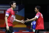 Hendra/Ahsan terhenti di perempat final All England Open 2020