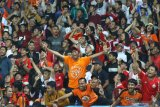 The Jakmania tambah motivasi pemain Sandi Sute untuk pulih dari cedera