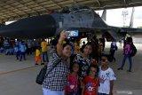 Lanud El Tari Kupang pamerkan empat pesawat tempur