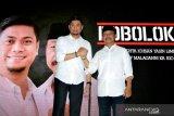 Deklarasi Adnan-Kio bakal calon Bupati-Wakil Bupati Gowa