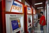 Hampir 40.000 penumpang kereta di KAI Daop 6 melakukan pembatalan tiket