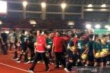 Presiden Jokowi resmikan Stadion Manahan Solo sekaligus saksikan pertandingan Persis vs Persib
