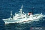 Kapal pengawas Hakurei Maru dihibahkan untuk Indonesia