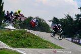 Indonesia kembali gagal meraih gelar di Jakarta International BMX 2020