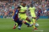 Barcelona susah payah tundukkan Getafe 2-1