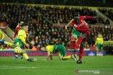 Mane antarkan Liverpool menang di kandang Norwich 1-0