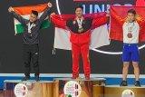 Muhammad Faathir pecahkan rekor dunia remaja di Tashkent