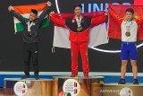 Faathir dan Rizky ujung tombak Indonesia di Kejuaraan Dunia Virtual 2020
