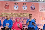 Governor appeal West Sumatra people  to care about cancer
