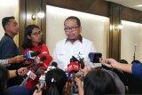 Prabowo menteri paling dikenal publik
