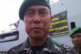 Lima prajurit Yonif 725/Waroagi gugur, Pangdam Hasanuddin berbelasungkawa