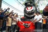 Tingkatkan daya tarik wisata, Surakarta tambah kereta uap baru