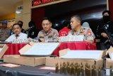 Polisi bongkar industri rumahan pembuatan senjata api rakitan
