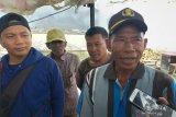 Warga Luwu tidak diizinkan tangkap buaya berkalung ban di Palu