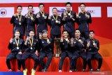 Dilema tim bulu tangkis Indonesia akibat virus corona