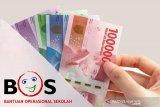 Gaji guru honorer Palembang diambil  dari dana BOS