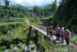 Jembatan gantung untuk jalur evaluasi segera dibangun di Boyolali