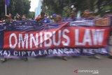 Peneliti: Keterlibatan publik dalam penyusunan omnibus law minim