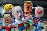 Presiden Xi Jinping sebut RRT masih dalam tahap genting perangi corona