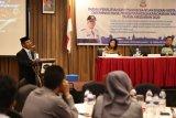 Sekda Kota Makassar apresiasi diseminasi penelitian kebijakan daerah