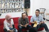 ICW: Penindakan korupsi 2019 berlawanan dengan pernyataan Presiden Jokowi