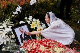 Ashraf Sinclair, cinta sejati Bunga Citra Lestari