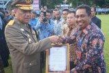 Bandara Samrat peroleh penghargaan SMK3-ZeroAccident