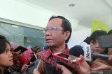 Mahfud pastikan Kekeliruan RUU Cipta Kerja diperbaiki di DPR