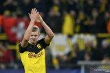 Liga Champions, Haaland pemain terbaik saat Dortmund kalahkan PSG