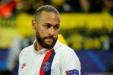 Neymar salahkan PSG setelah kalah dari Dortmund