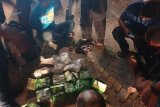 BNN ungkap peredaran 60.000 ekstasi dan 10 kg sabu-sabu dari Malaysia, empat tersangka satu oknum polisi