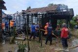 Kebakaran hanguskan sebuah rumah di Sampit