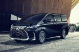 Mobil Lexus LM300h dibuat khusus sesuai konsumen Indonesia