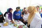 Durian kadu hejo  juara di festival hortikultura Pandeglang