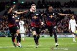 Leipzig curi kemenangan leg pertama di Tottenham