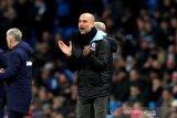 Pep Guardiola masih yakin musim depan Man City main di Liga Champions
