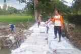 BPBD: Tanggul Sungai Gamping Klaten jebol masih jadi perhatian