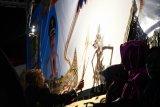 Tumbuhkan budaya lokal asli Indonesia Pemerintah Kota Bandarlampung gelar festival wayang kulit