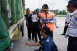 HK lakukan penindakan kendaraan ODOL di Gerbang Tol Kayu Agung