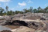 Pemda seharusnya hentikan tambang pasir ilegal Bintan