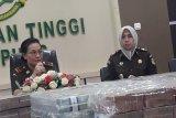 Kejati Lampung terima setoran uang pengganti dari Alay sebesar Rp10 miliar