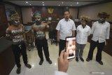 Pengadilan Jakpus vonis Suryanta CS 9 bulan penjara lewat sidang daring