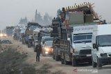 Setelah 10 tahun perang, Suriah masih jadi